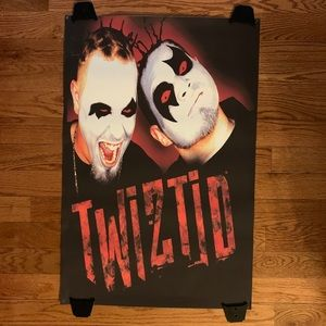 Other - Twiztid Psychopathic Records ICP Poster + BONUS